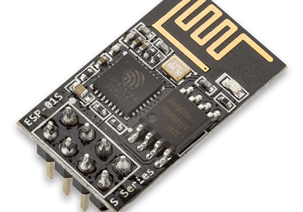 ESP8266-01 WiFi Module - component image 0