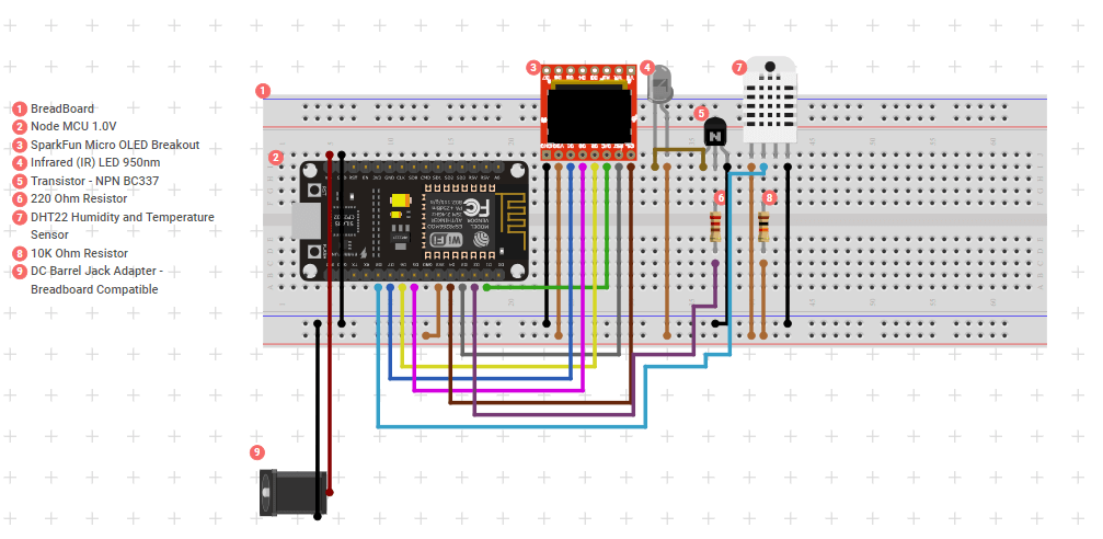 The Internet of Things for Arduino: Modules, Platform and 6 IoT projects