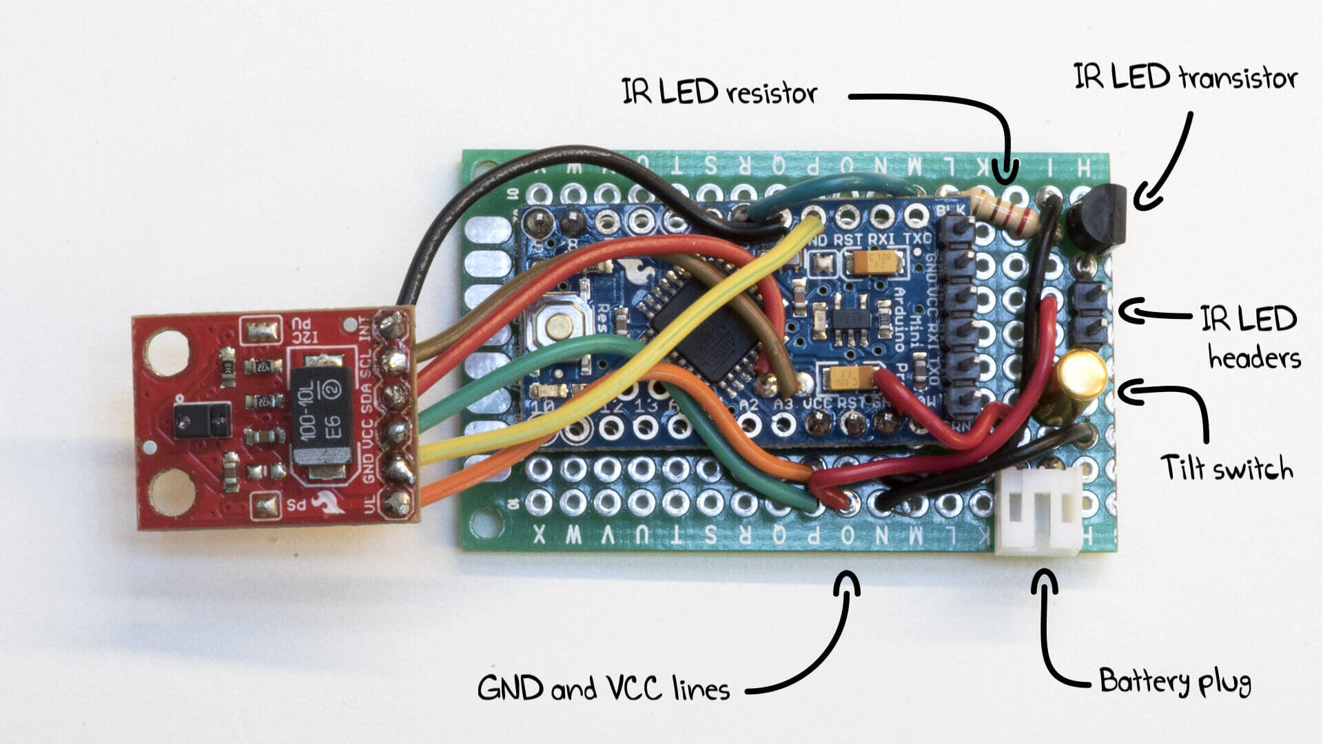 How to Make a Gesture Remote Control with Arduino