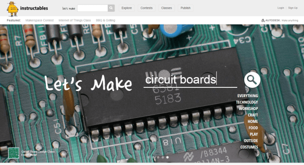 33 DIY Electronics Online Tools and Guides for Makers - 2018