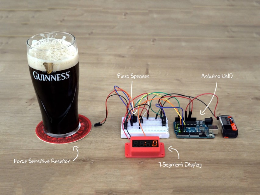 The ins and outs of Arduino sensors
