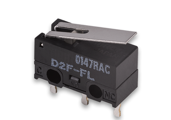 The D2F-FL Micro Switch